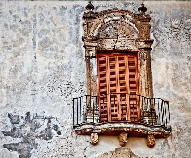 Amalfi Balcony