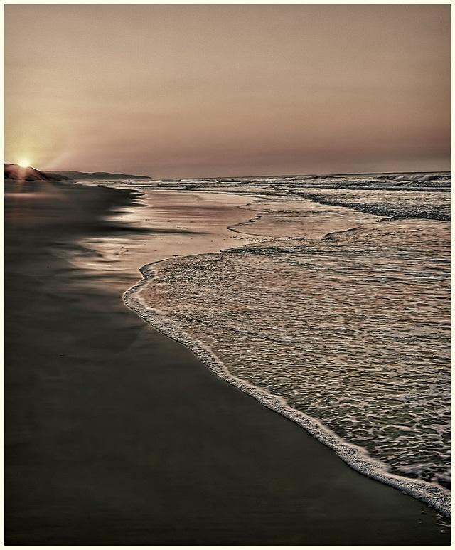 Mozambique Sunrise