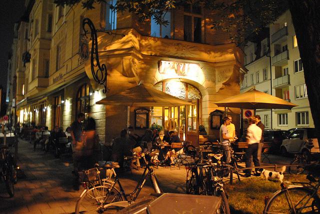 Munich nightlife