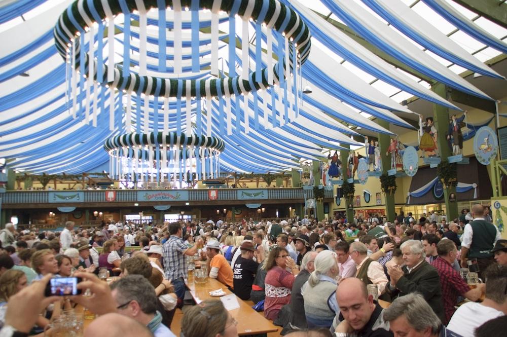 Oktoberfest, Munich-Germany