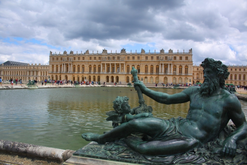 Versailles, Paris-France