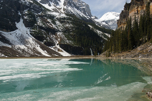 Far End of Lake Louise