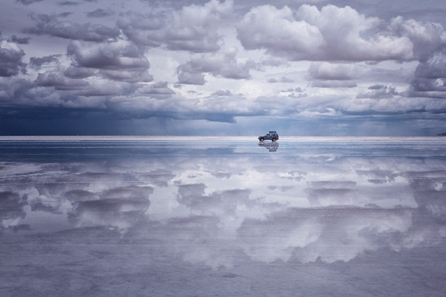 Uyuni Salt Lake