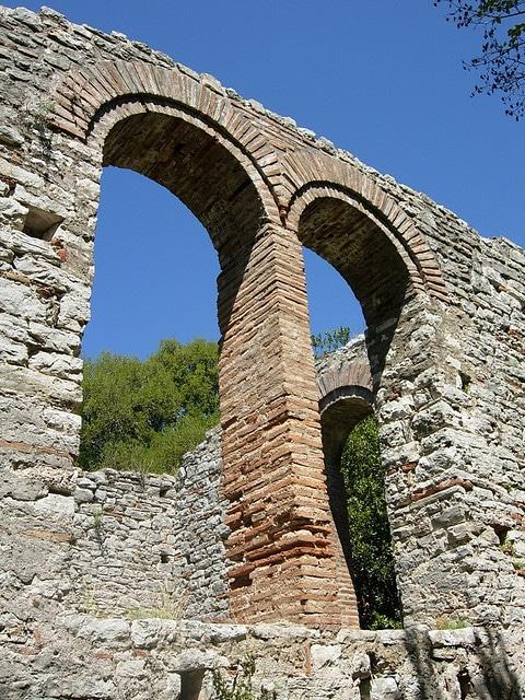 Butrint Basilica