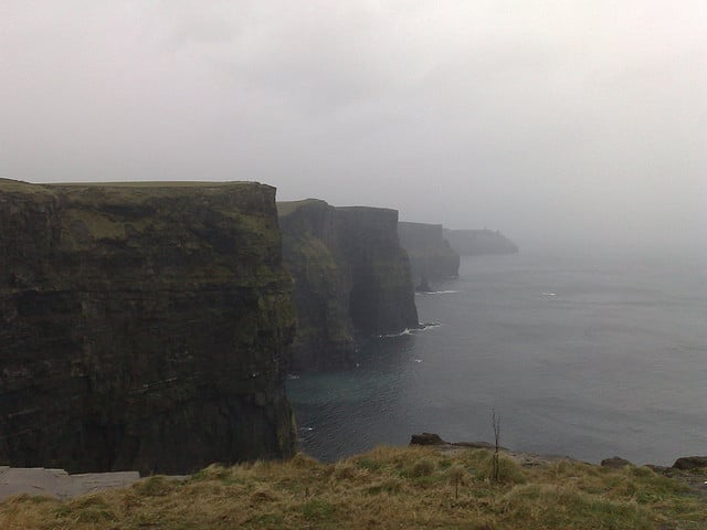 Cliffs of Moher. Ireland, Galway