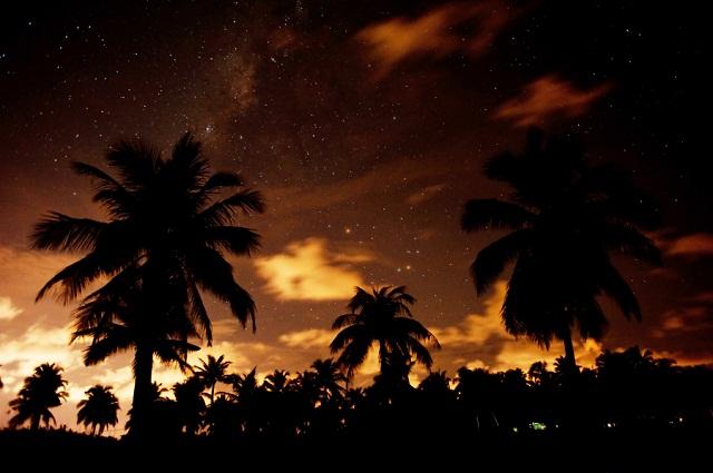 Kelantan Night Sky