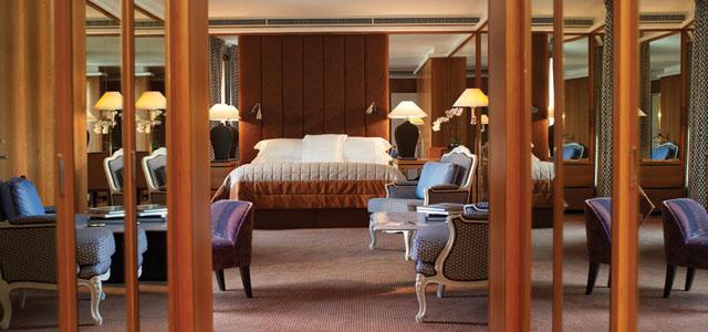 Royal Armleder Suite, Le Richemond in Geneva
