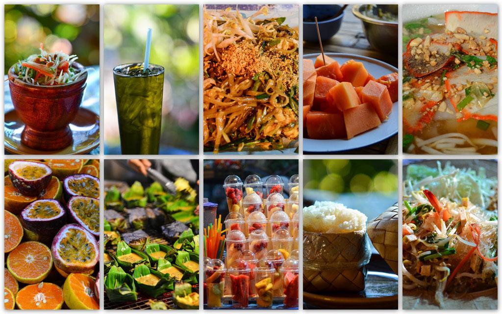 Thai cuisine and some restaurant recommendations for Cuisine thai
