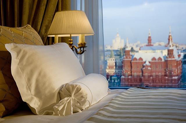 The Ritz Carlton Suite, Ritz Carlton Moscow