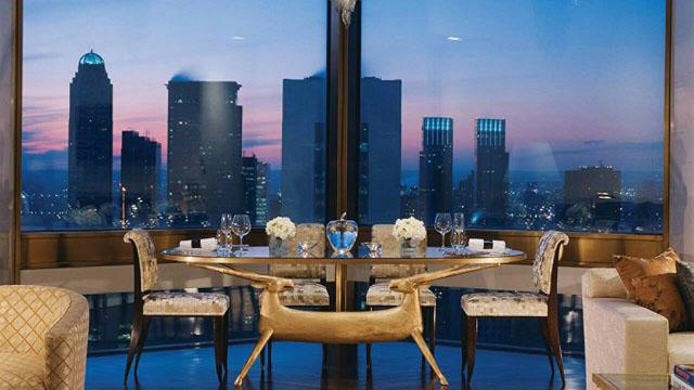 Ty Warner Penthouse, Four Seasons, New York