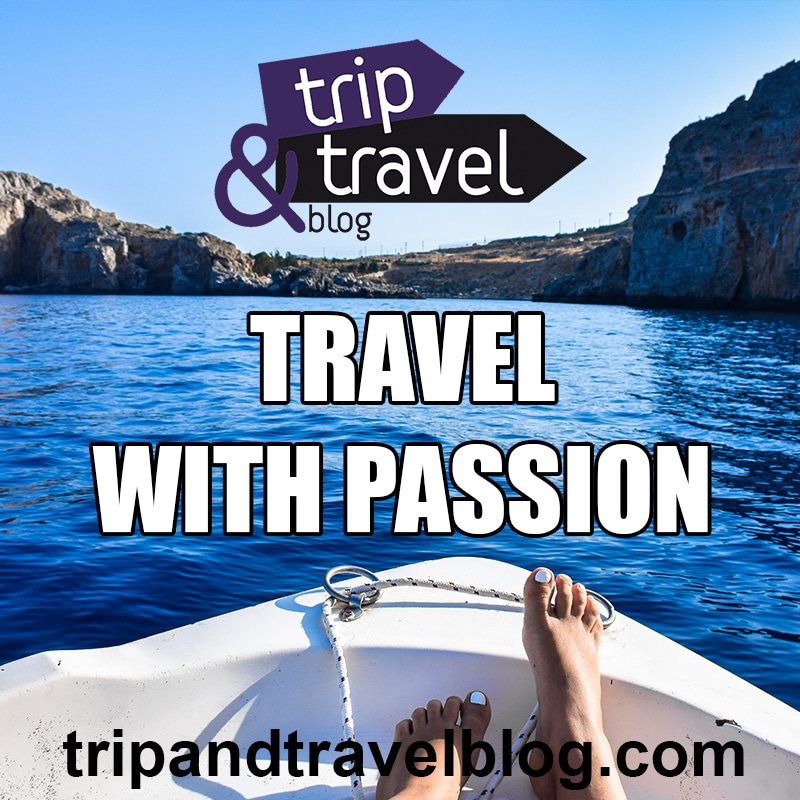 Are you passionate about travel?