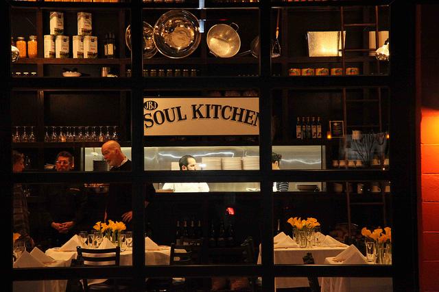 In the charity kitchen of Jon Bon Jovi