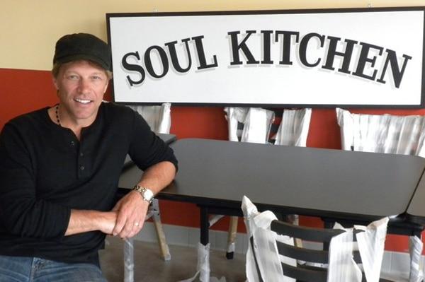 Jon Bon Jovi Soul Kitchen
