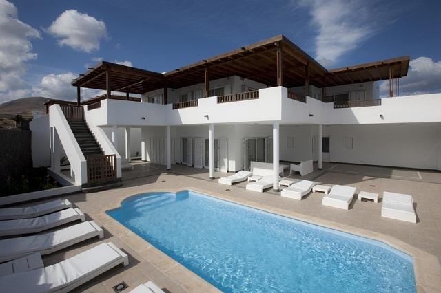 Lanzarote Villa Palmera