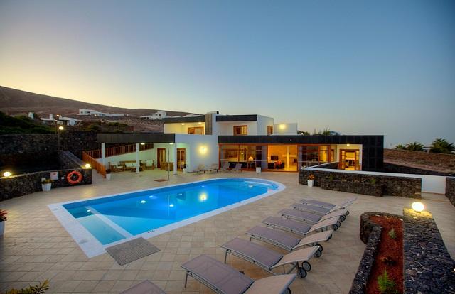 Lanzarote Villa Playa Blanca