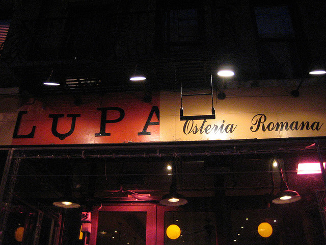 Lupa Osteria Romana