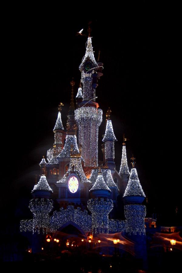 New Years Disney