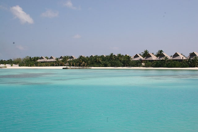 Olhuveli in  Maldives