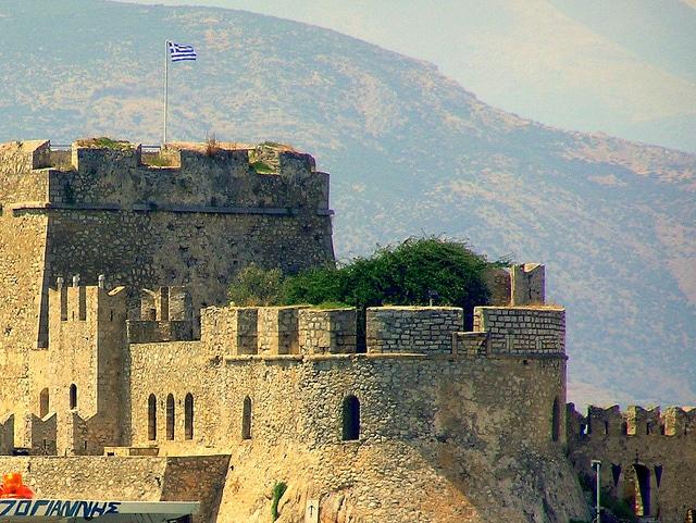 Burzi Castle in NafplioCastle
