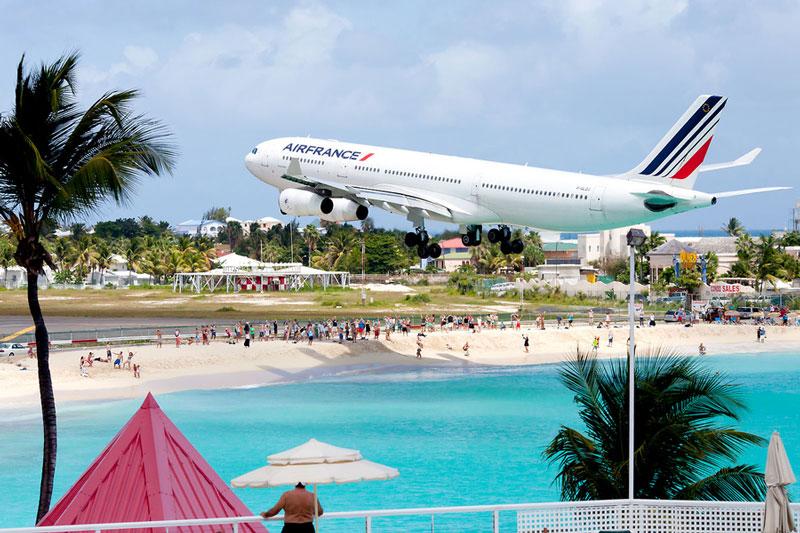 Princess Juliana Airport, Saint Martin