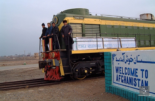 Train to Afghanistan