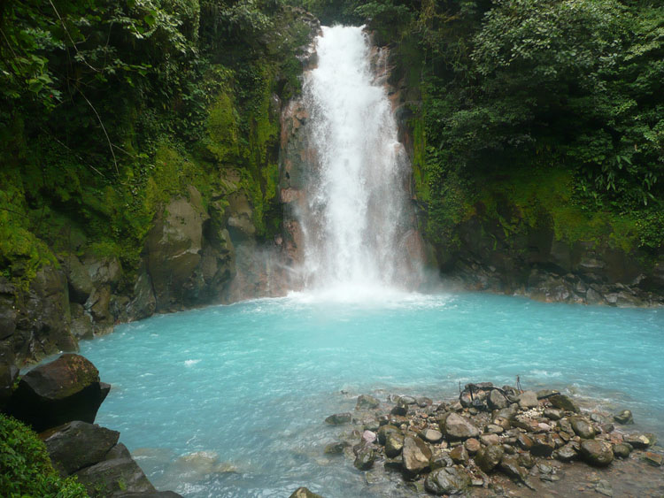 Waterfall at Costa Rica