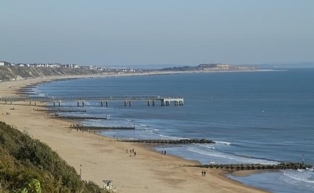 Bournemouth Beache