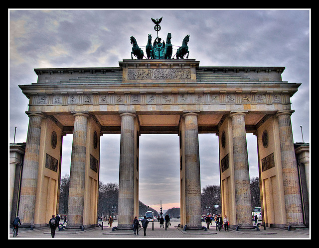Brandenburg Gate , Berlin