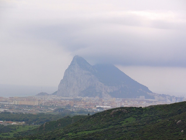 Gibraltar Marbella Andalucia Costa del Sol