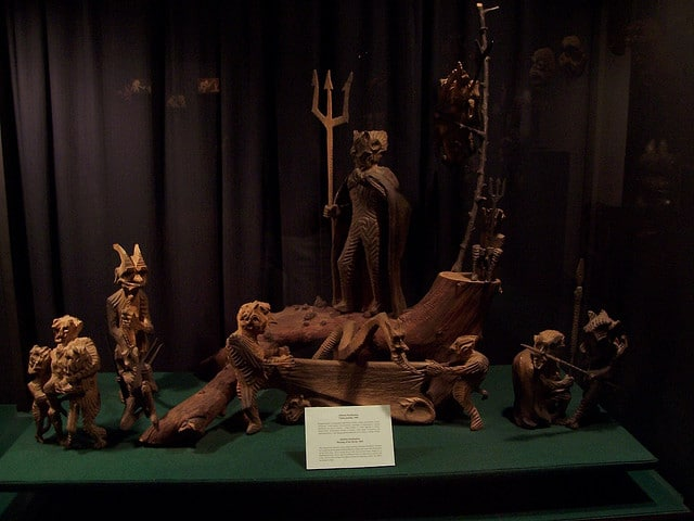 Inside the Devil's Museum