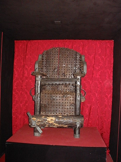 Judas Chair