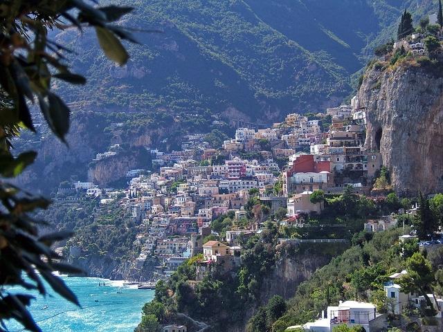 Positano, côte amalfitaine, Italie