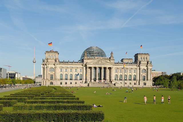 Reichstag building-Germany