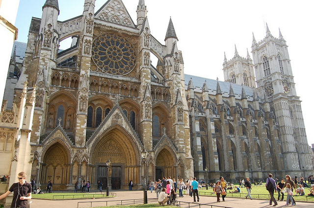 Westminster Abbey-United Kingdom
