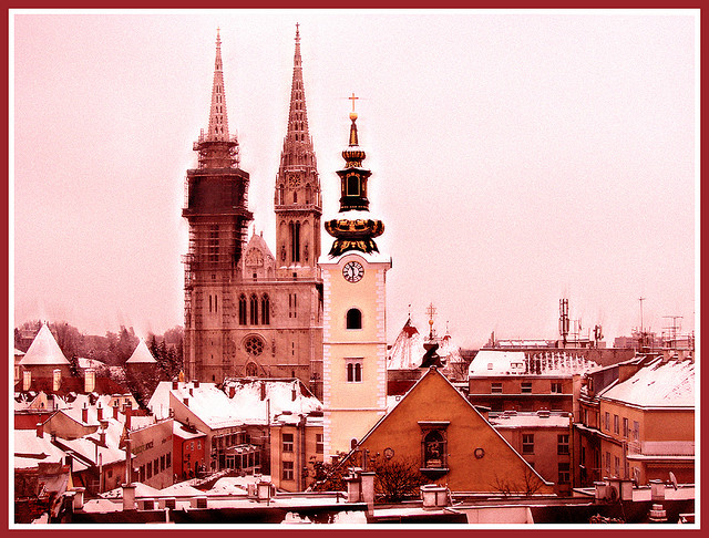 Zagreb ~ Croatia