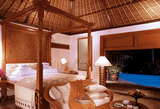 Oberoi bedroom