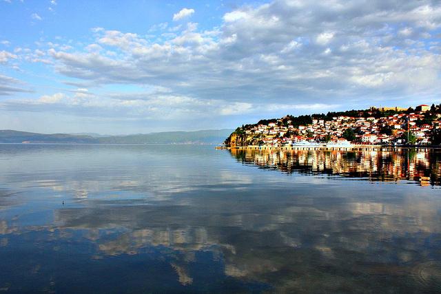 Ohrid, city of Unesco