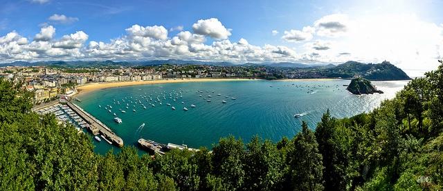 San Sebastian-Spain