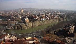 Born from a legend – Tbilisi, the capital of Georgia