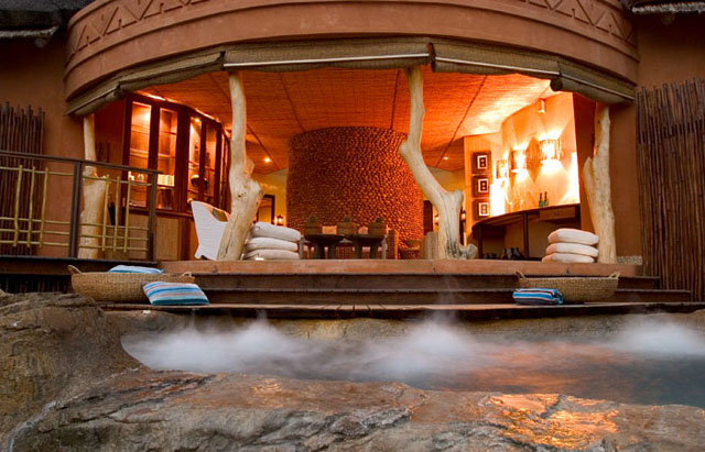 Wellness centre at Thanda Private Game Reserve