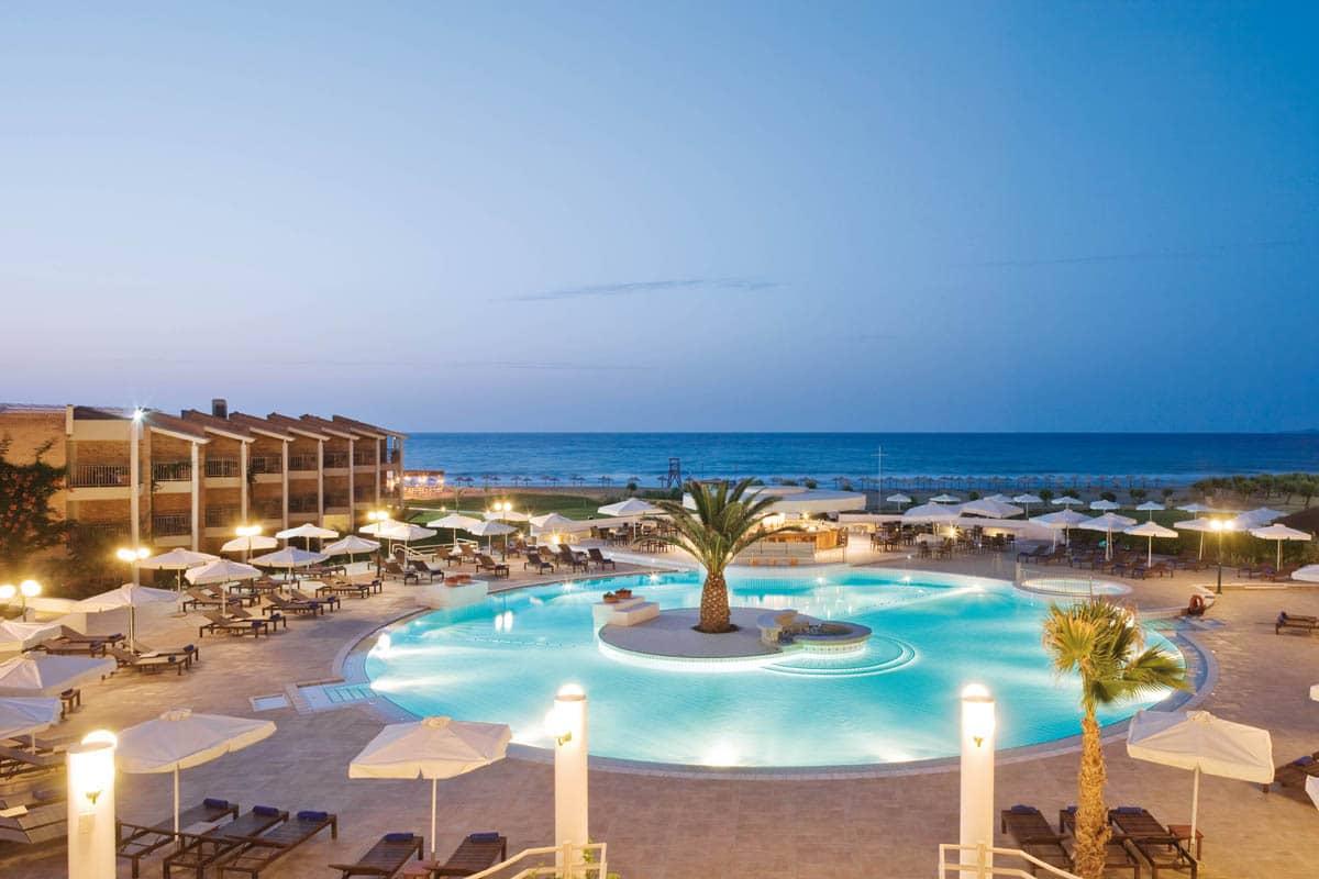 Candia maris 5 star hotel