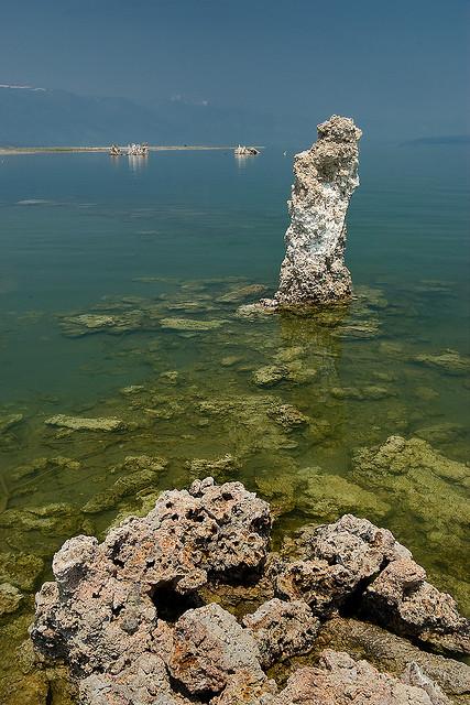 Mono Lake Tufa Tower