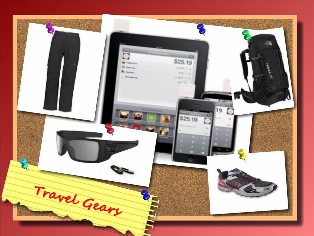 Travel Gears