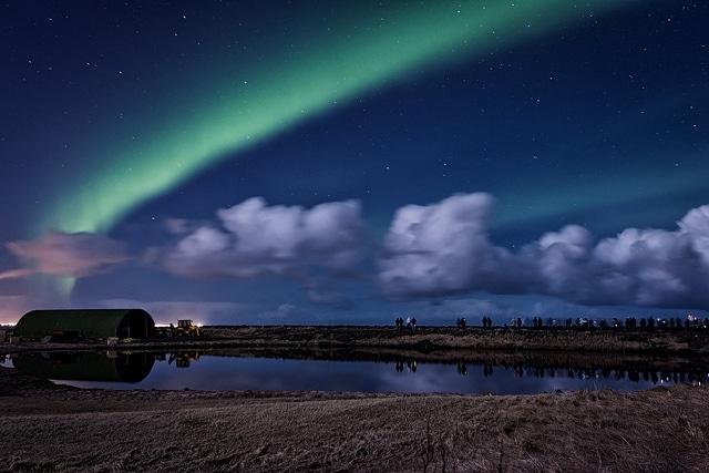 Aurora Borealis Polar