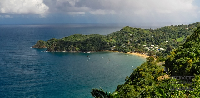 Castara Bay - Tobago