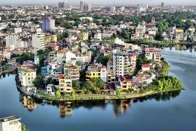 Hanoi - Westlake district