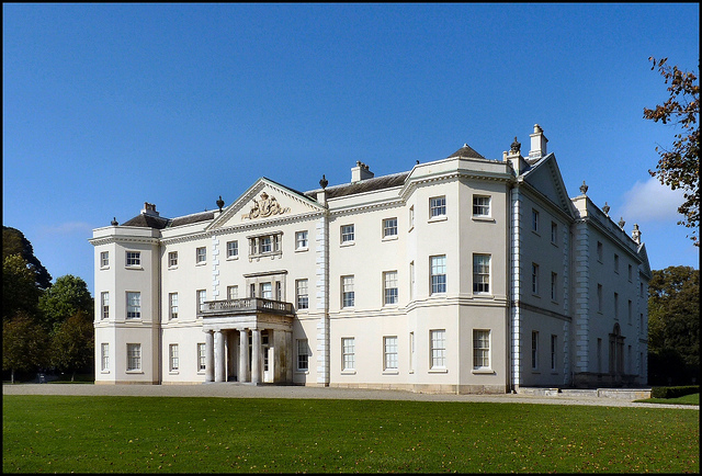 Tudor Homes Architecture South Front, Saltram, Plympton, Devon
