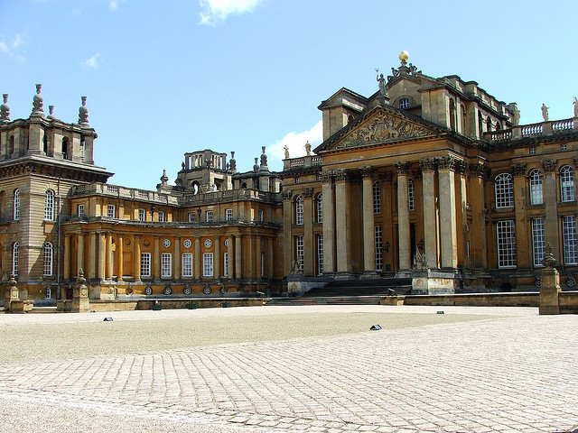 Woodstock and Blenheim Palace