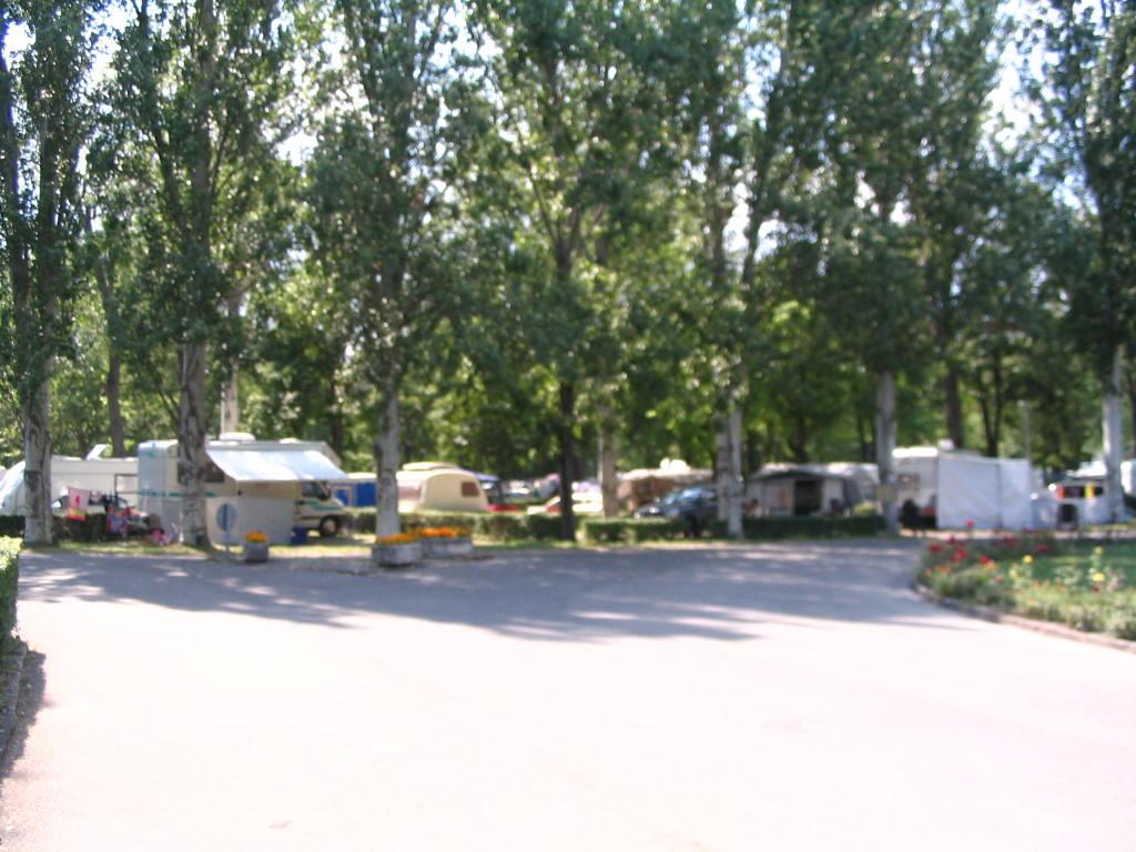 Balatonfured Camping