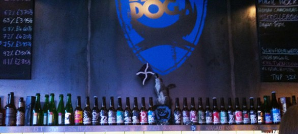 BrewDog bar